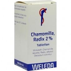 CHAMOMILLA RADIX 2% Tabletten 100 St