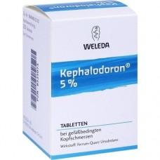 KEPHALODORON 5% Tabletten 250 St