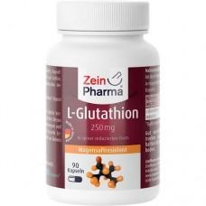L-GLUTATHION reduziert Kapseln 250 mg 90 St