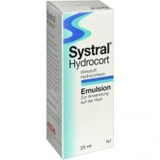 SYSTRAL Hydrocort Emulsion 25 ml