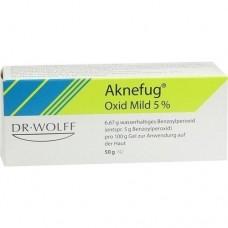 AKNEFUG oxid mild 5% Gel 50 g
