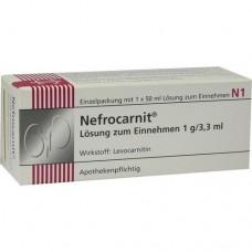 NEFROCARNIT Lösung zum Einnehmen 50 ml