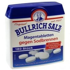 BULLRICH Salz Tabletten 180 St