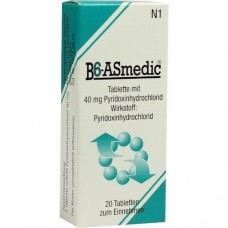 B6 ASMEDIC Tabletten 20 St