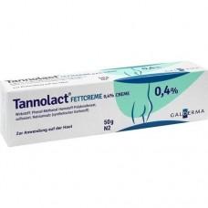 TANNOLACT Fettcreme 50 g
