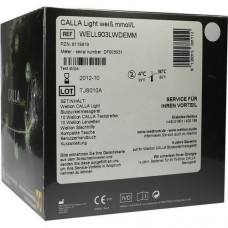 WELLION CALLA light Blutzuckermg.Set mmol/l wei. 1 St