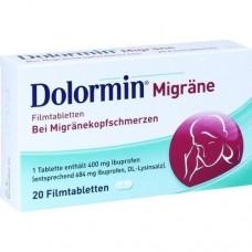 DOLORMIN Migräne Filmtabletten 20 St