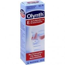 OLYNTH 0,1% für Erwachsene Nasendosierspray 10 ml