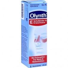 OLYNTH 0,1% für Erwachsene Nasendosierspray 15 ml
