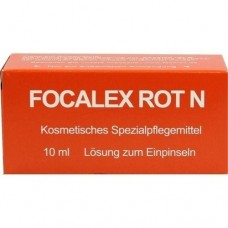FOCALEX rot Tinktur 10 ml