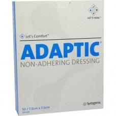ADAPTIC 7,6x7,6 cm feuchte Wundauflage 2012DE 50 St