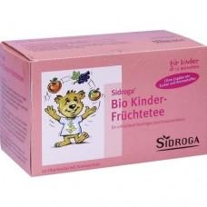 SIDROGA Bio Kinder-Früchtetee Filterbeutel 20 St