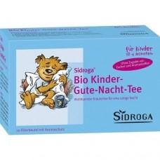 SIDROGA Bio Kinder-Gute-Nacht-Tee Filterbeutel 20 St