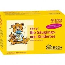 SIDROGA Bio Säuglings- und Kindertee Filterbeutel 20 St