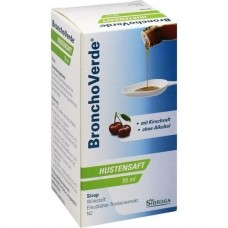 BRONCHOVERDE Hustensaft 55 ml