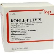 KOHLE pulvis Pulver 4X10 g