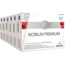 NOBILIN Premium Kombipackung Kapseln 2X3X60 St