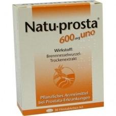 NATUPROSTA 600 mg uno Filmtabletten 30 St