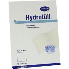 HYDROTUELL hydroaktive Salbenkompressen 5x5 cm 10 St