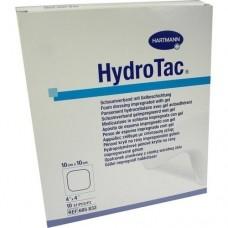 HYDROTAC Schaumverband 10x10 cm steril 10 St