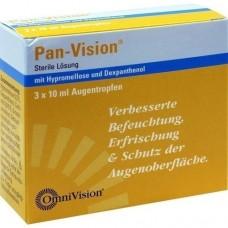 PAN VISION Augentropfen 3X10 ml
