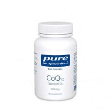 PURE ENCAPSULATIONS CoQ10 60 mg Kapseln 250 St