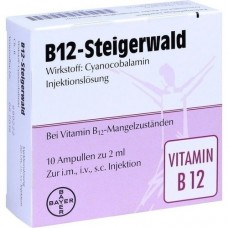 B12 STEIGERWALD Injektionslösung 10X2 ml