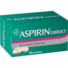 ASPIRIN Direkt Kautabletten 20 St