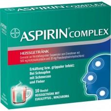 ASPIRIN COMPLEX Heißgetränk Btl.m. Gra.Sus.-Herst. 10 St