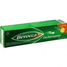 BEROCCA Performance Brausetabletten 15 St
