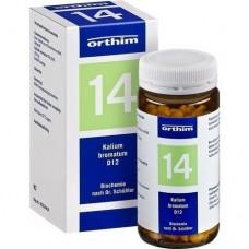 BIOCHEMIE Orthim 14 Kalium bromatum D 12 Tabletten 400 St