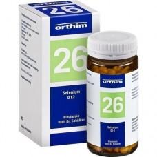 BIOCHEMIE Orthim 26 Selenium D 12 Tabletten 400 St