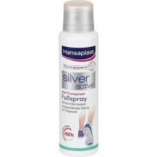 HANSAPLAST Silver Active Fußspray 150 ml