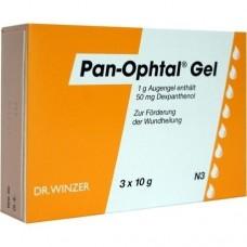 PAN OPHTAL Gel 3X10 g