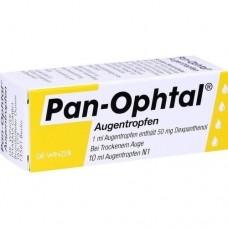 PAN OPHTAL Augentropfen 10 ml