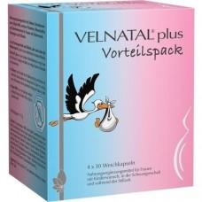 VELNATAL plus Vorteilspack Kapseln 4X30 St