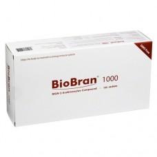 BIOBRAN 1000 Pulver Beutel 105 St