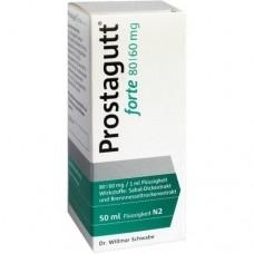 PROSTAGUTT forte 80/60 mg flüssig 50 ml