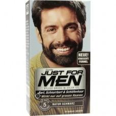 JUST for men Brush in Color Gel schwarz 28.4 ml