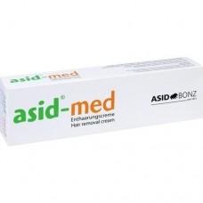 ENTHAARUNGS CREME asid-med 75 ml