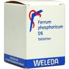 FERRUM PHOS D 6 180 ST